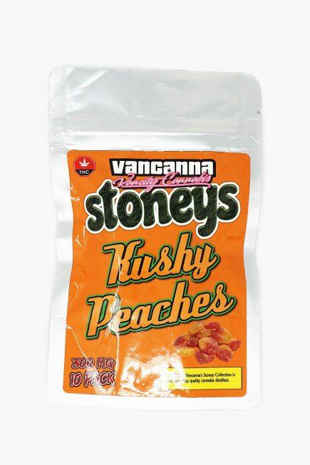 Vancanna Stoneys Kush Peaches