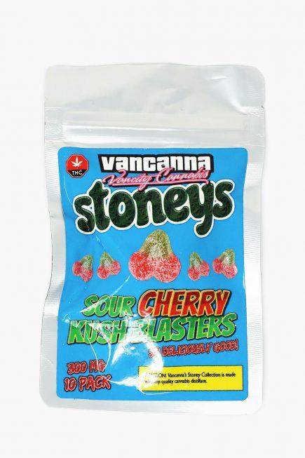 Vancanna Stoneys Sour Cherry Kushblasters