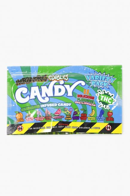 Herbivores Edibles Candy Variety Pack