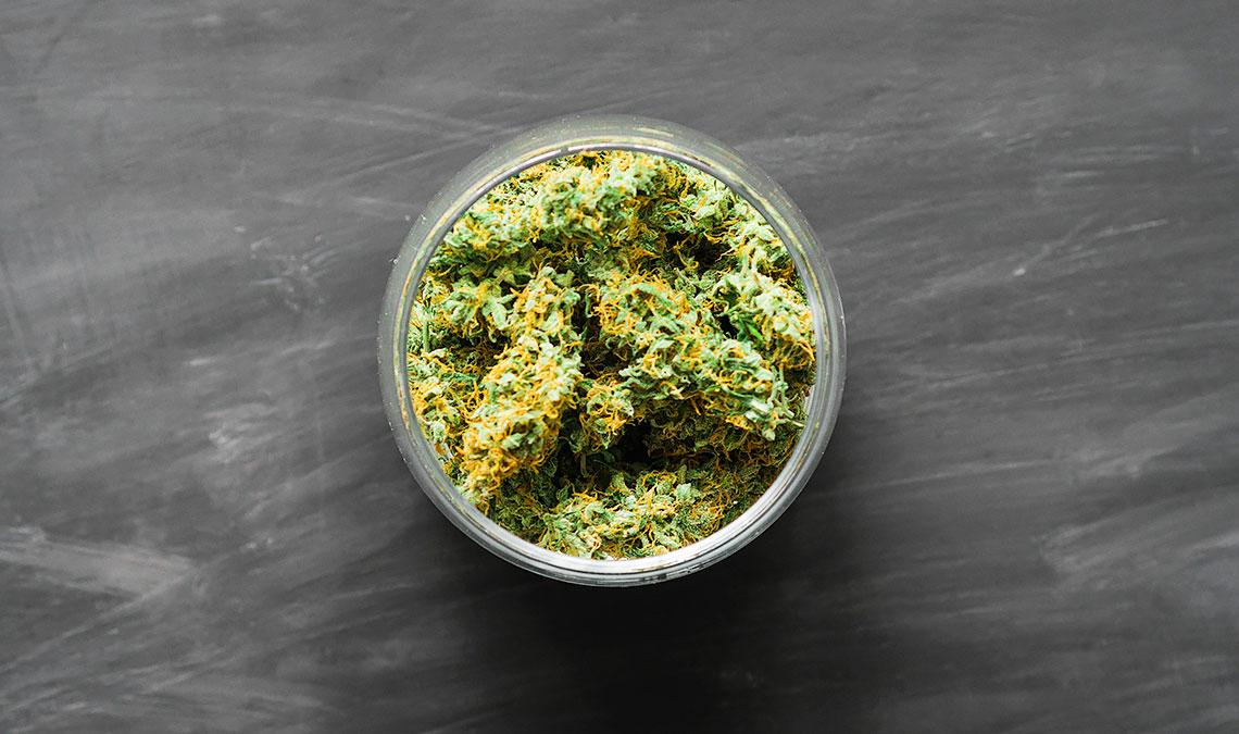 Weed Hub Weed In A Jar