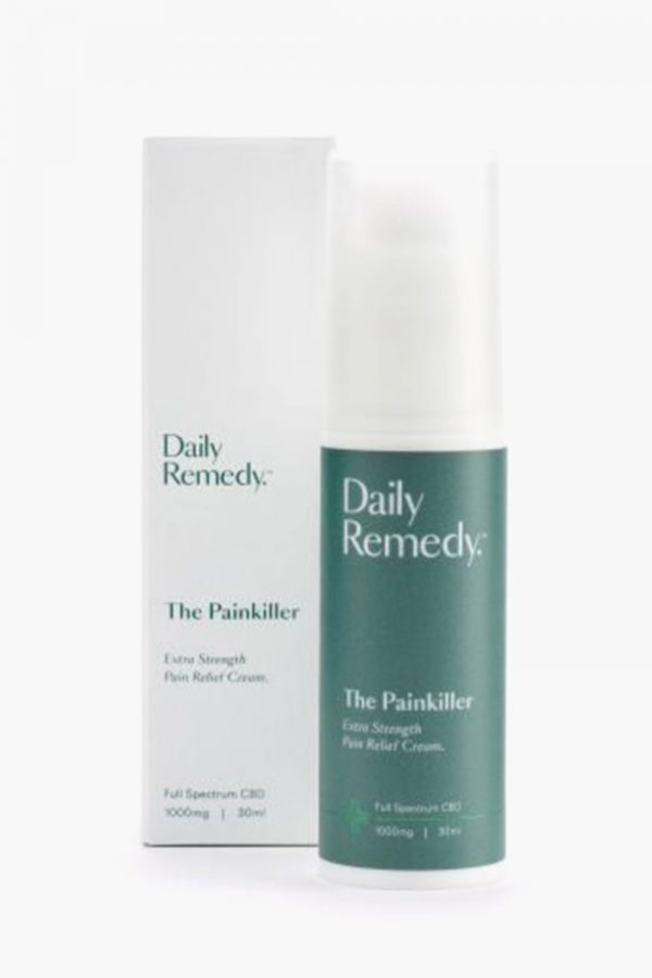 Daily Remedy The Painkiller Extra Strength CBD Cream