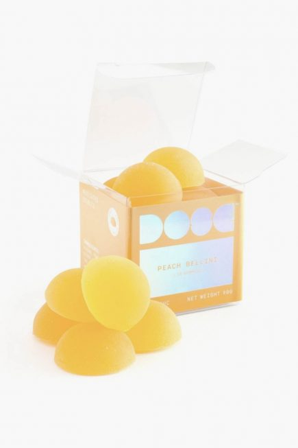 Dose Medicated Gummies Peach Bellini