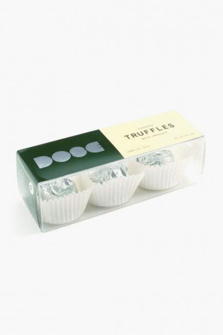Dose White Chocolate Truffles 180mg